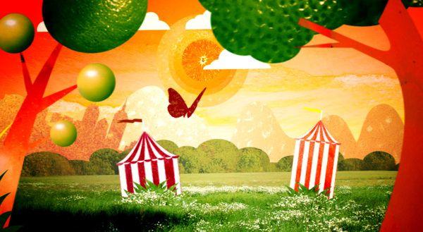 Amsterdam Open Air Festival by Danny Merk, via Behance