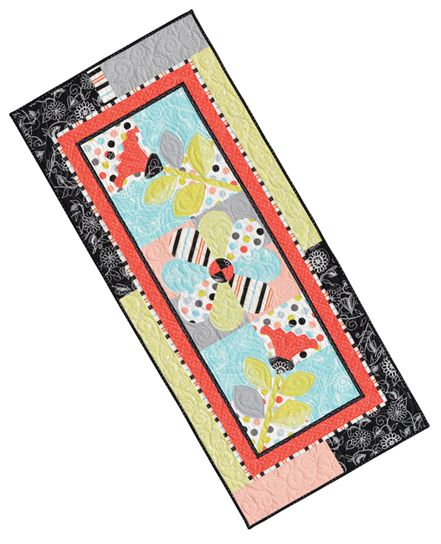 Explore Table Runners, Quilt Table Runners, And More! Love This Modern Twist  ...