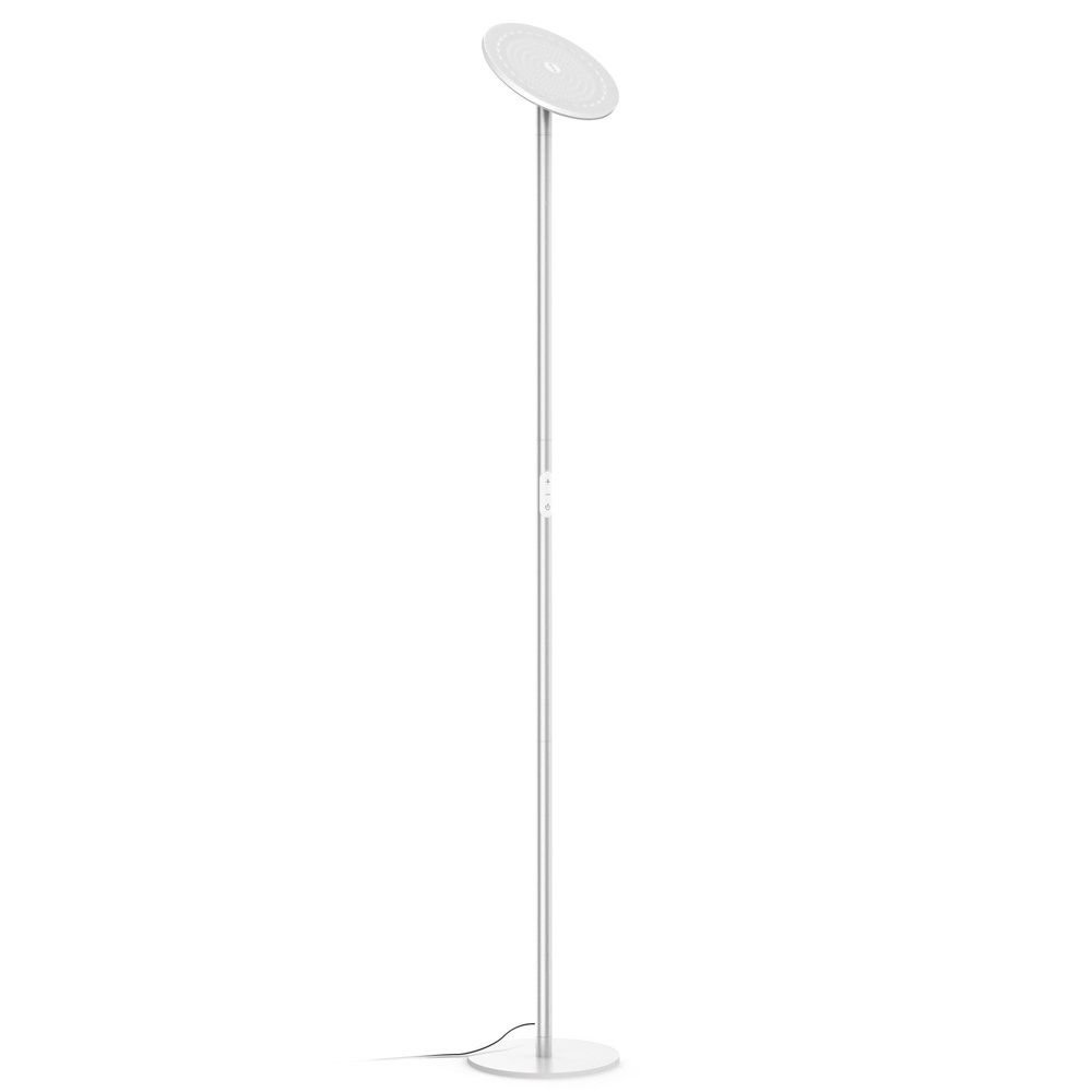 natural light lamp for office. Natural Light Lamp For Office. Trond Led Torchiere Floor Dimmable 30w, 5500k Office A