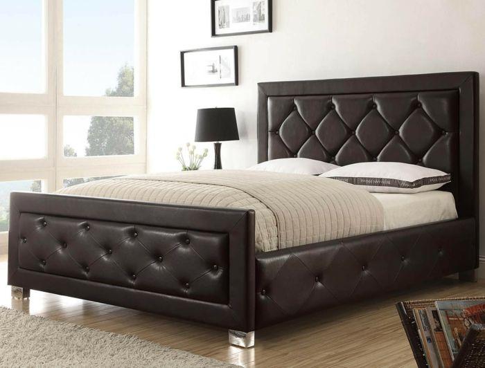 kopfteile f r betten klassisch modern oder innovativ style pinterest kopfteile f r. Black Bedroom Furniture Sets. Home Design Ideas