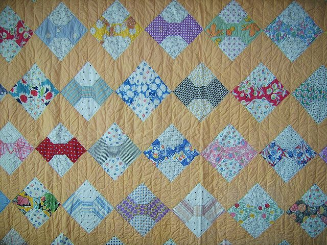 Bowtie Quilt Quilts Tie Quilt Quilting Projects