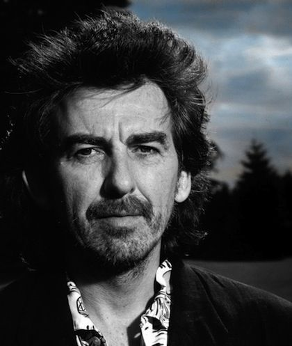 George Harrison 1943 2001 Age 58 Died From Metastatic Non Small Cell Lung Cancer