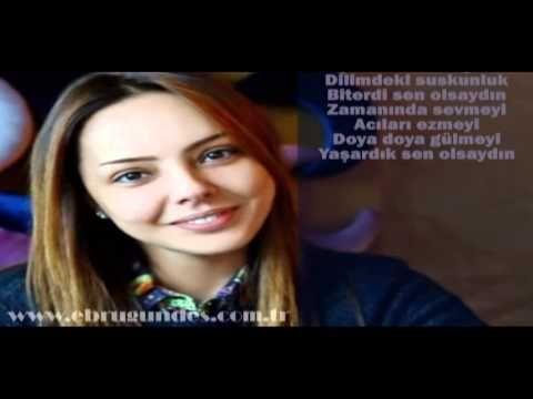 Ebru Gundes Sen Olsaydin My Music Incoming Call Incoming Call Screenshot