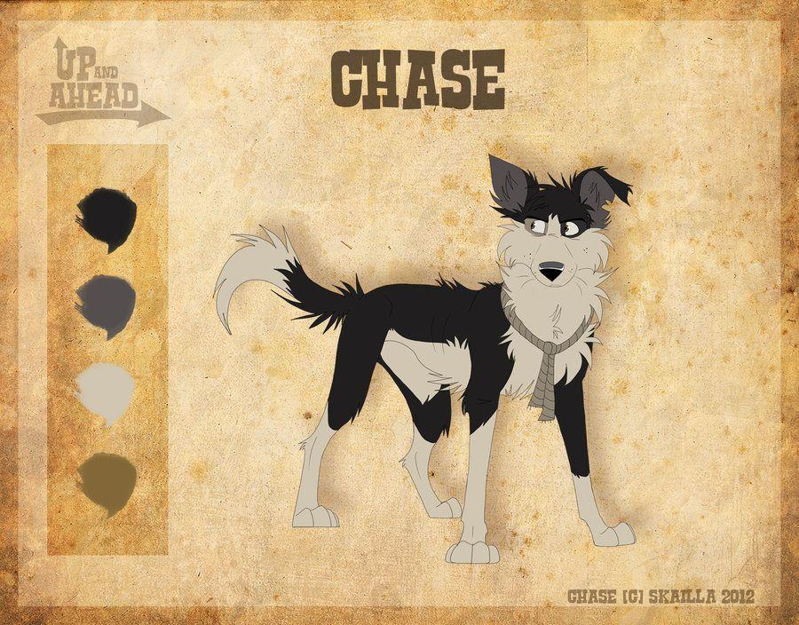 Chase Character Sheet by Skailla on DeviantArt