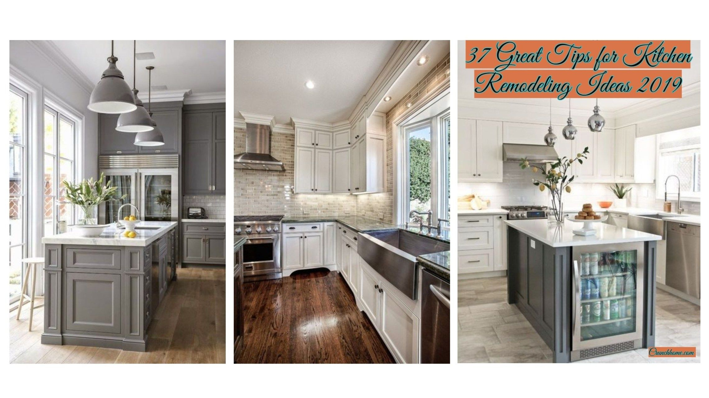 37 Great Tips For Kitchen Remodeling Ideas 2019 Kitchen Remodel Kitchen Remodeling Projects Kitchen Remodeling Companies