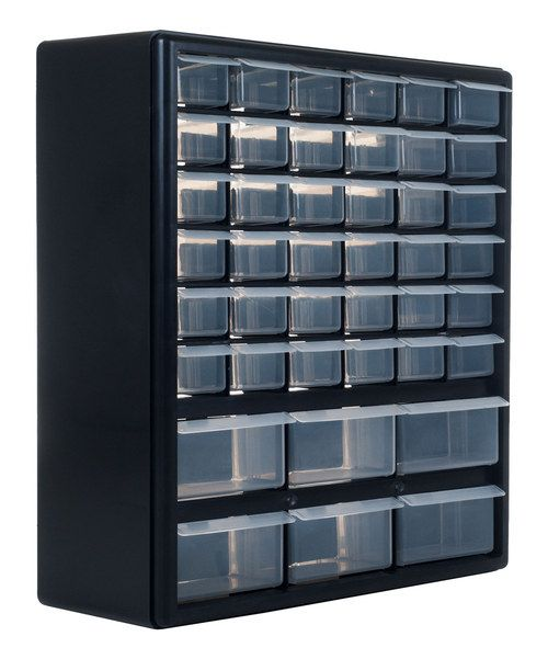 Look at this Deluxe 42-Drawer Storage Box on #zulily today!