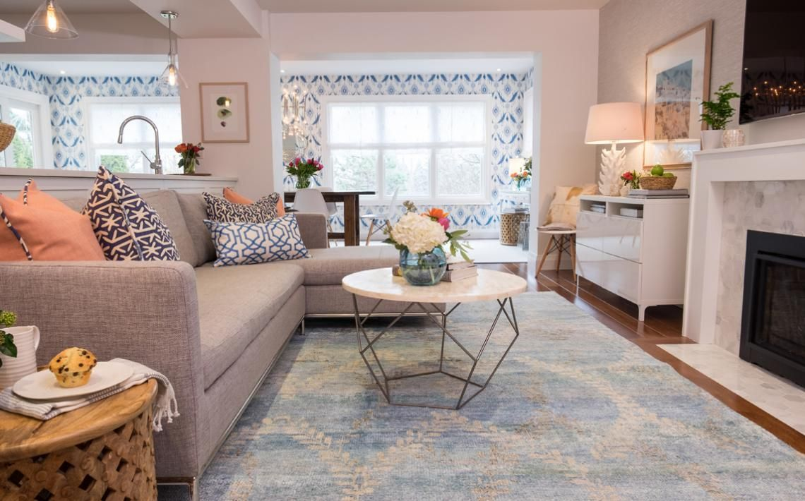 Property Brothers Season 5, Episode 19: The Living Room. Part 85
