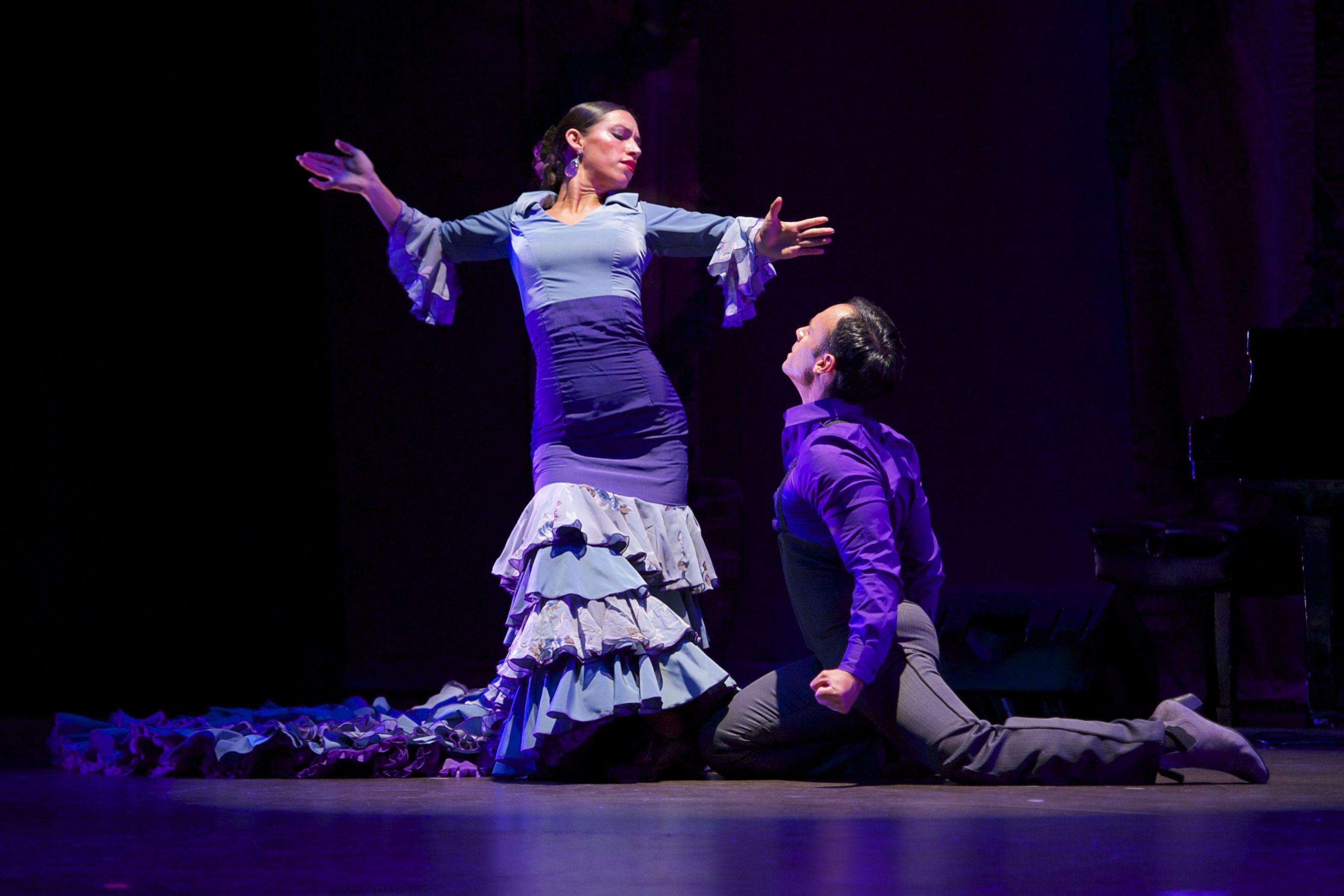 Claudia Pizarro and Jose Torres, Principal Dancers of Ensemble ...