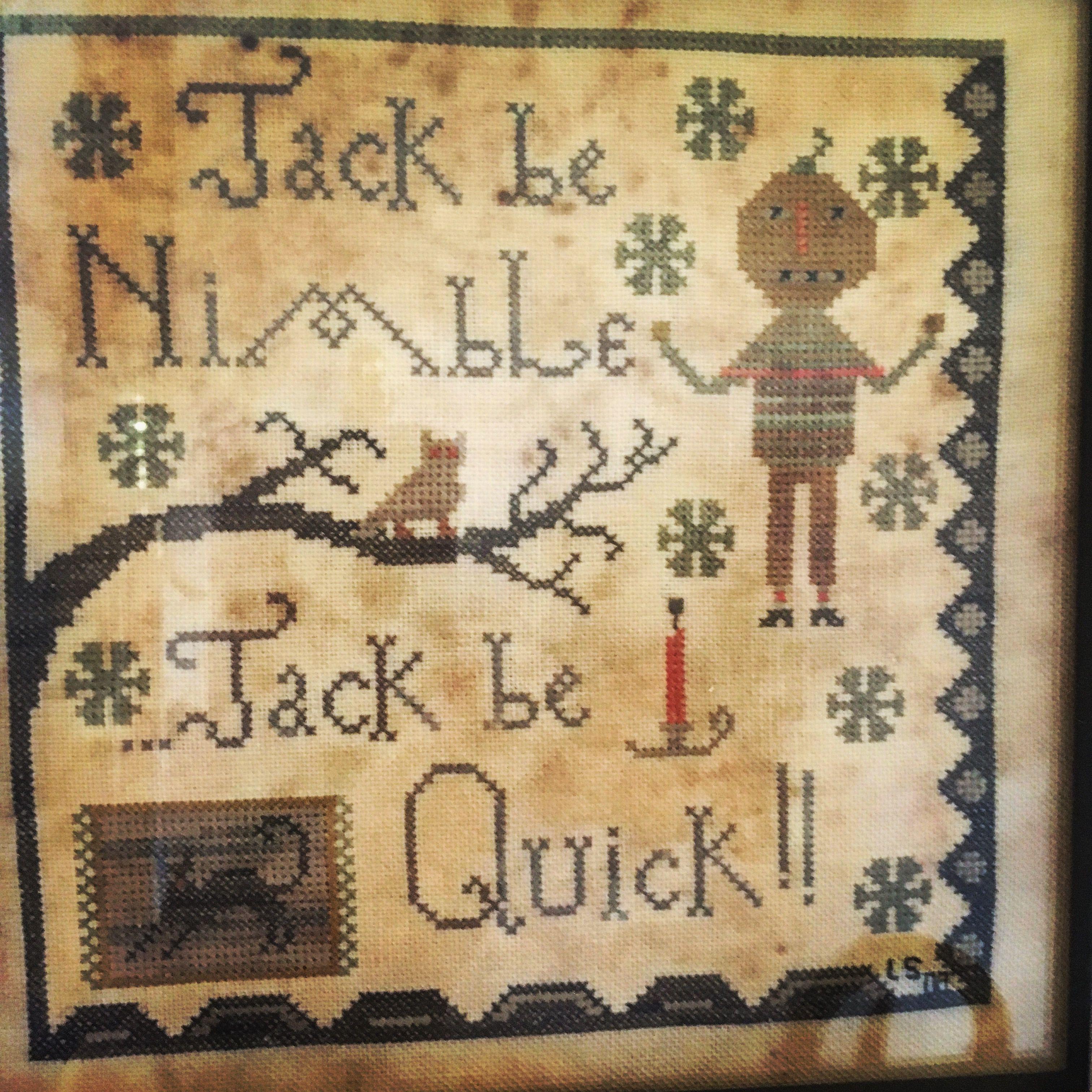 Jack B Nimble
