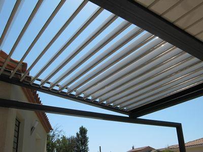 Auvent Retractable Realisations Blinds Patio Curtains
