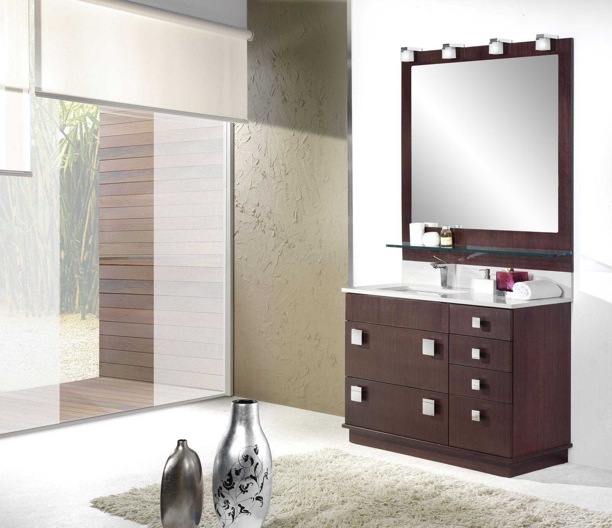 Amplia gama de muebles bajo lavabo espejos iluminaci nmuebles