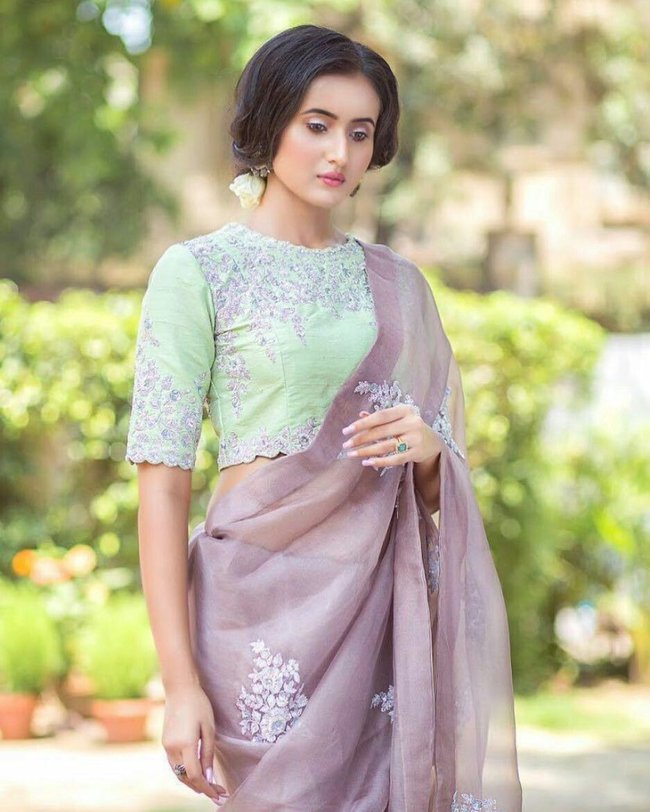 A blend of classic styles and the spirit of nature, Summer by Priyanka Gupta (With images ...