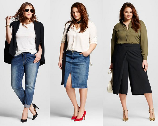 shapely chic sheri - curvy fashion and style blog: who what wear x