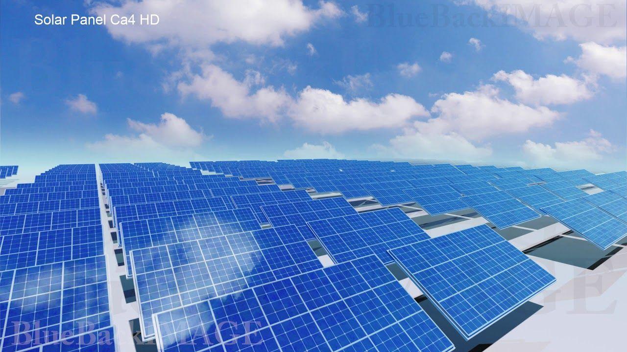 Stock Footage Solar Panels Renewable Energy Sun Power Green Clean Solar Solar Solar Panels Sun Power
