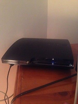 Sony PlayStation 3 250 GB Black Console https://t.co/AT2vYAhPtM https://t.co/tXBduFIMcs