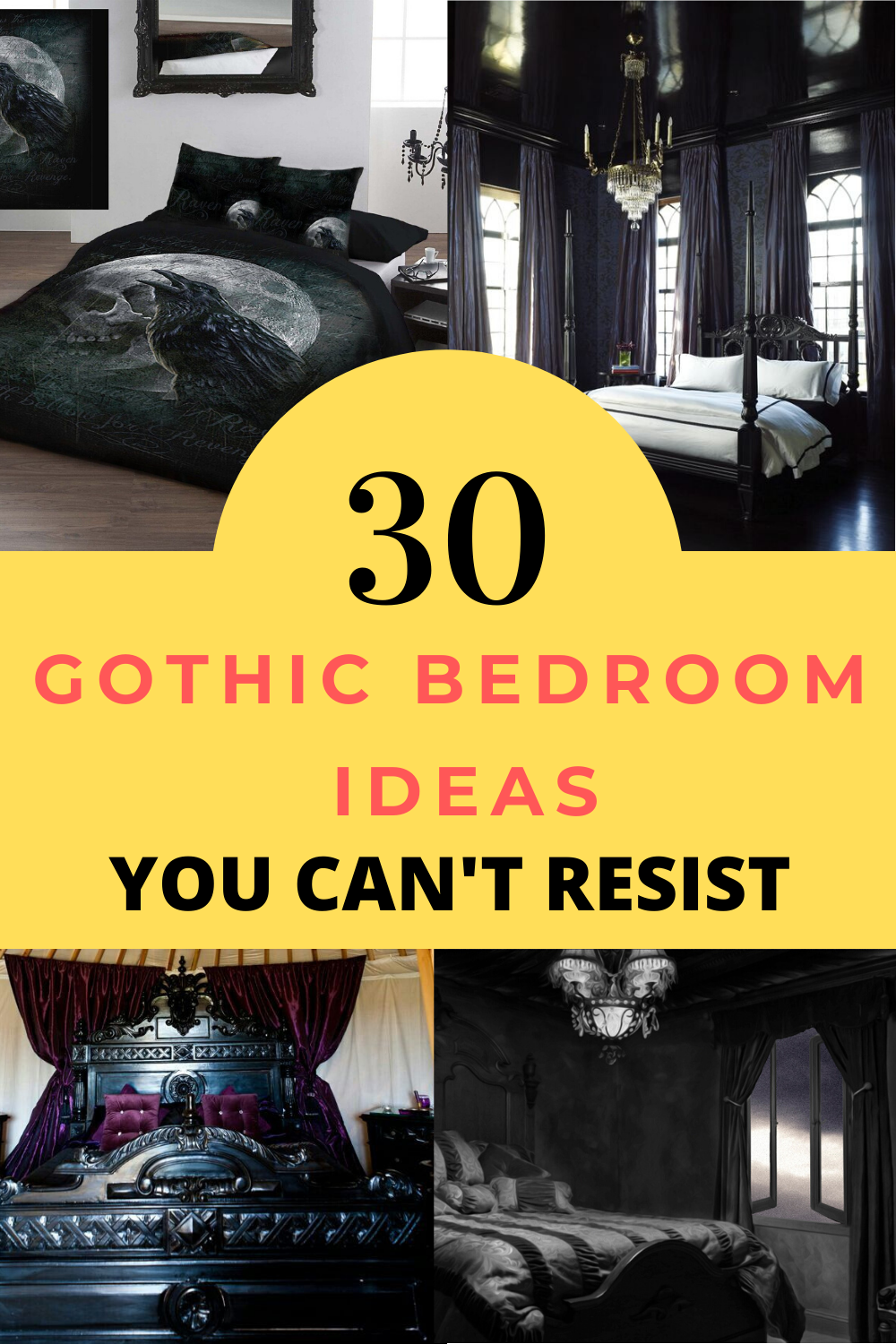 Gothic Bedroom Ideas 40 Shabby Design How To Decorate Gothic Bedroom Wall Decor Bedroom Gothic