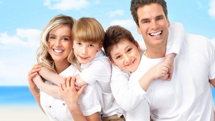 Download Happy Family Wallpaper For Desktop Widescreen Smartphones