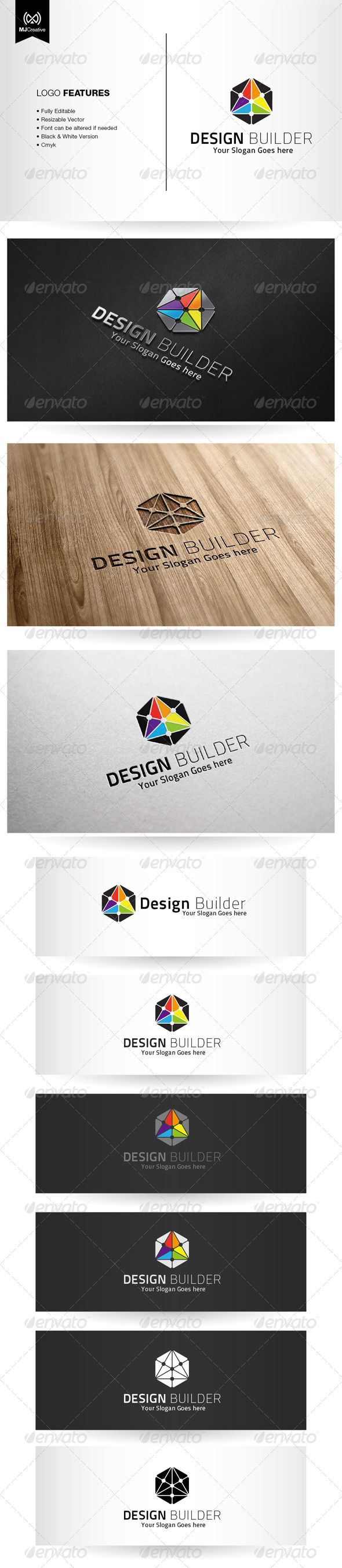 Design and Technology Logo by mjcreative Suitable for apps
