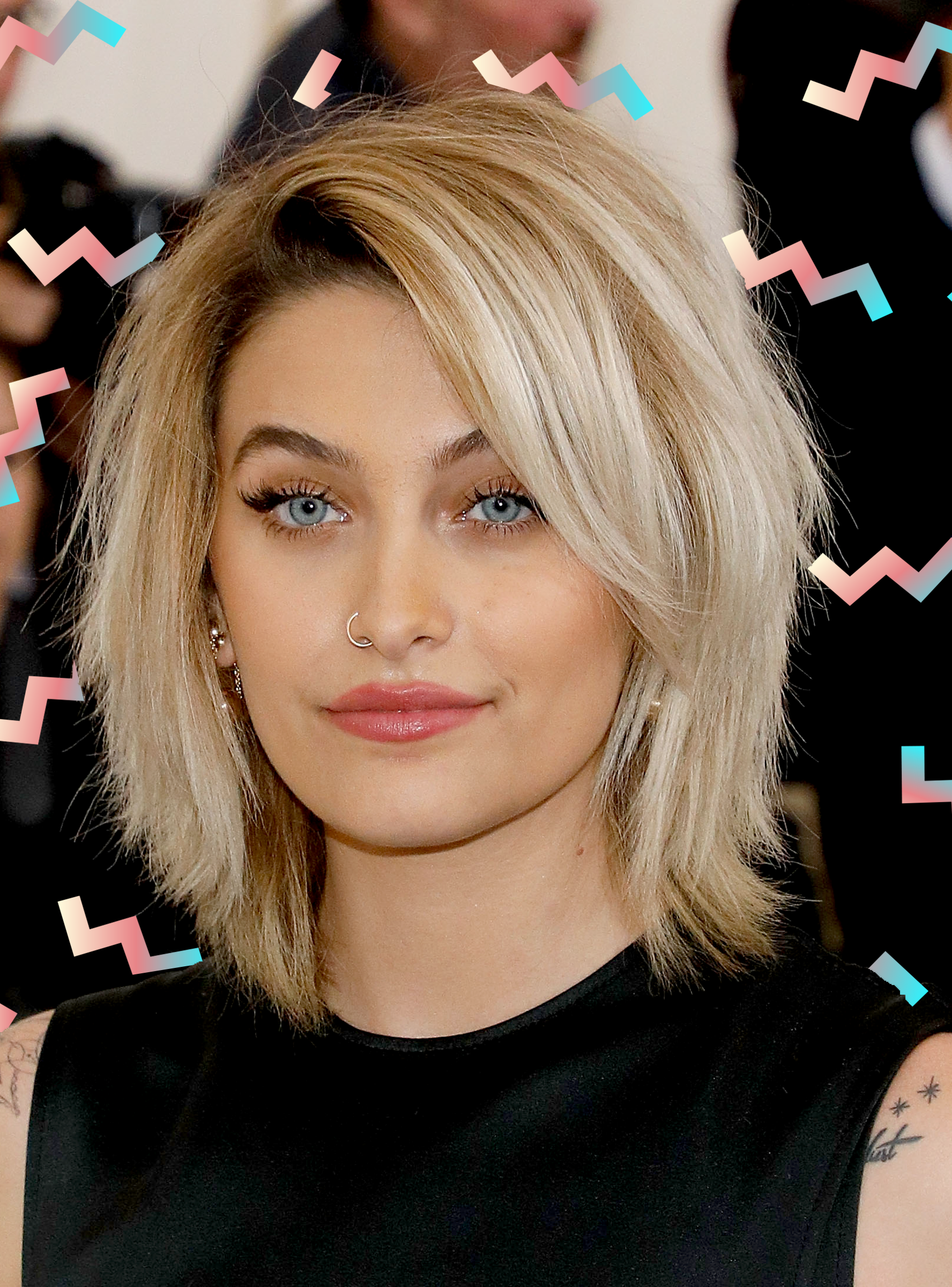 this is why paris jackson is everywhere these days | beauty goals