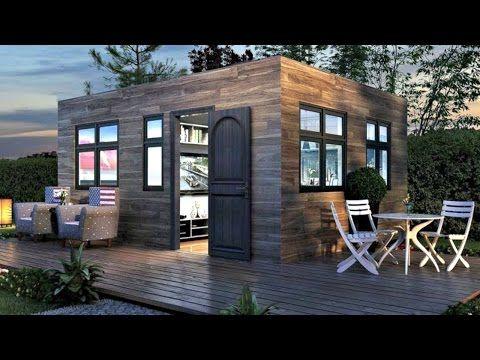 Tiny home modern modular luxury small house design ideas youtube also rh pinterest