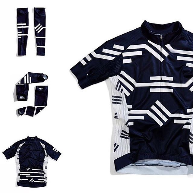 Lines, navy, whites and warmers (caps soon). All part of the @alwaysridingcc kit.  Available at alwaysriding.co.uk  #kitwatch | #newkitday |…