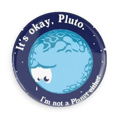Funny Image; It`s Okay Pluto I`m Not a Planet Either ...