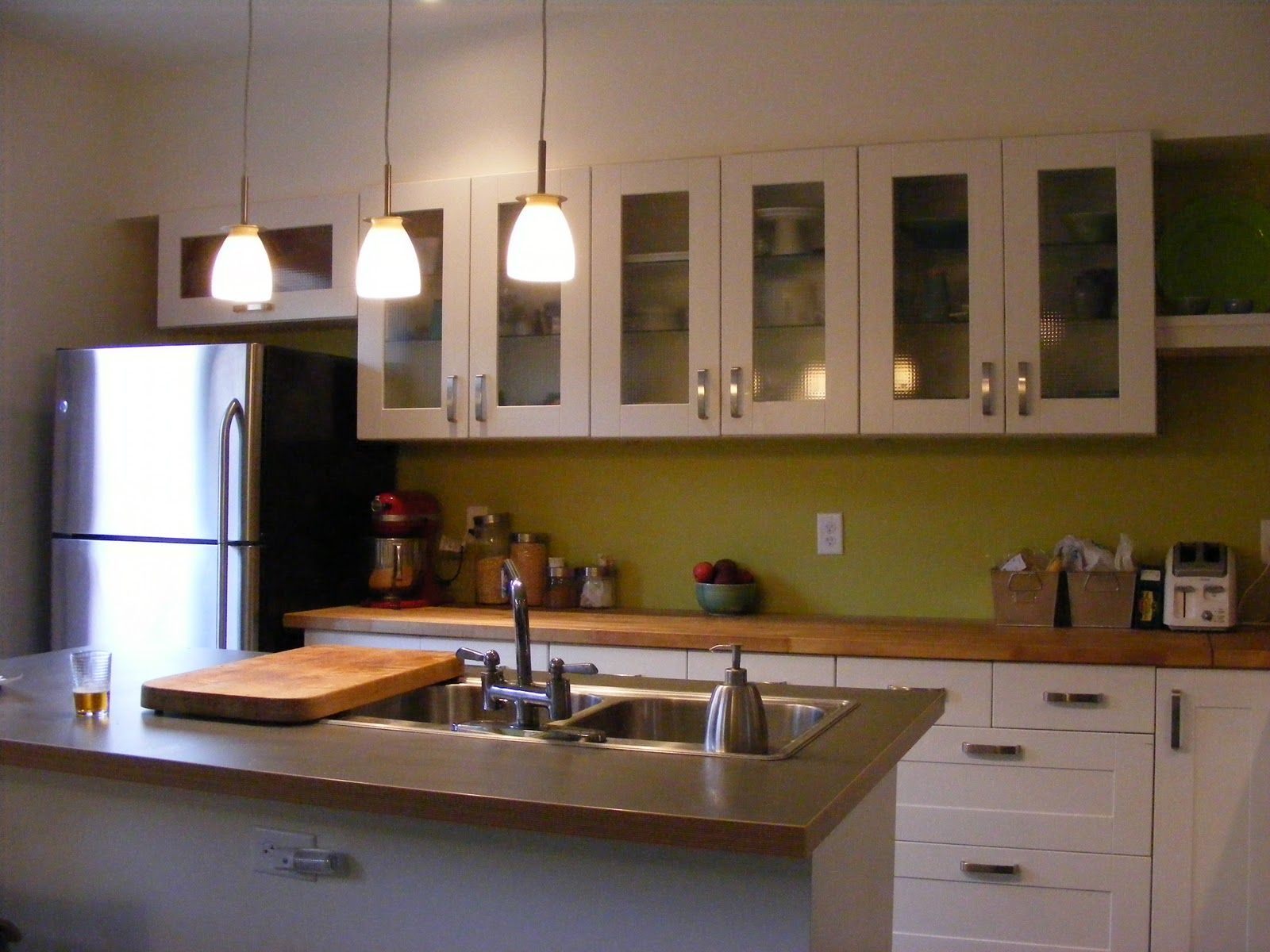 Ikea Kitchens Are Very Good Quality And The Cupboards Come With A 25