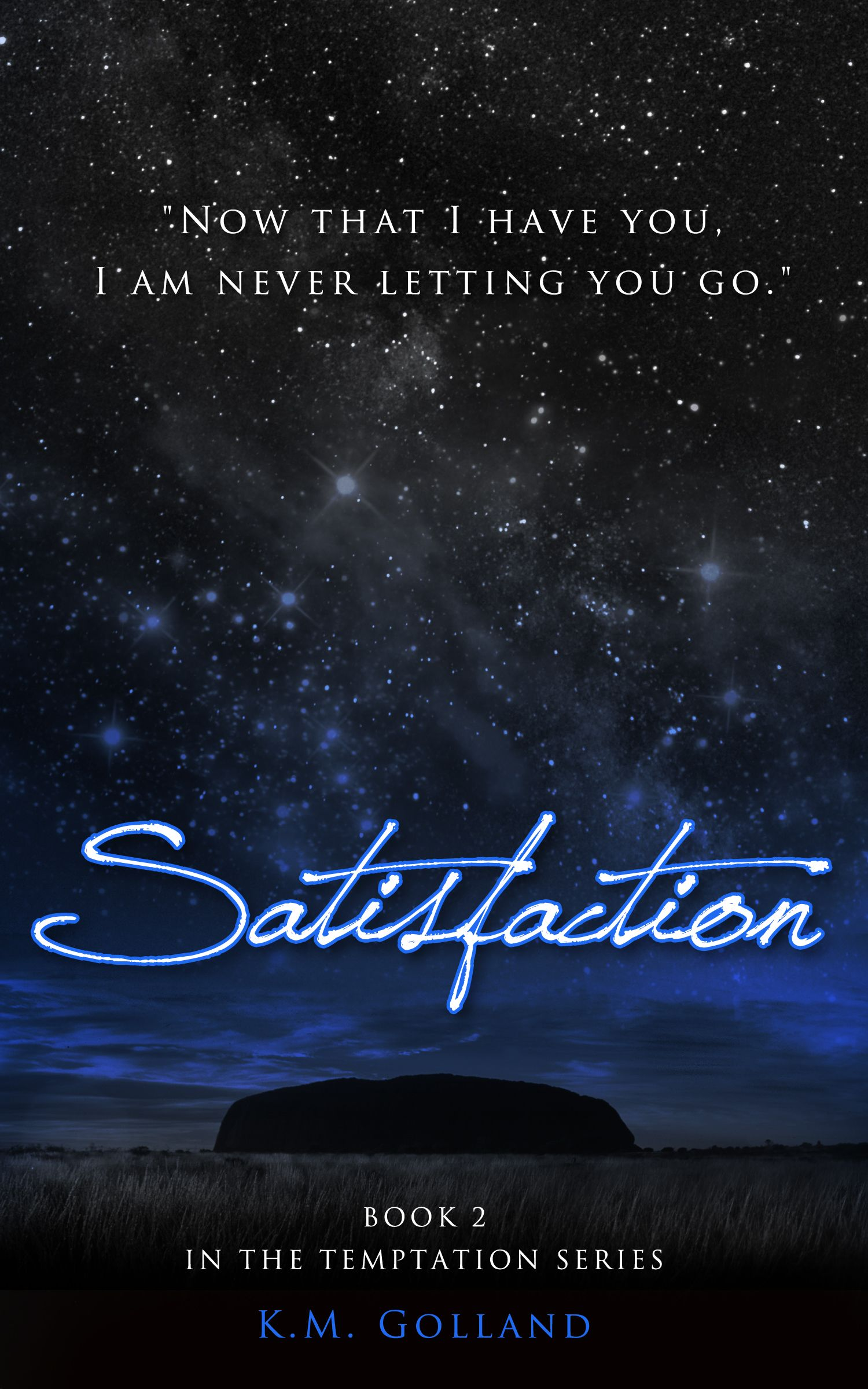 Satisfaction (Book 2) Cover