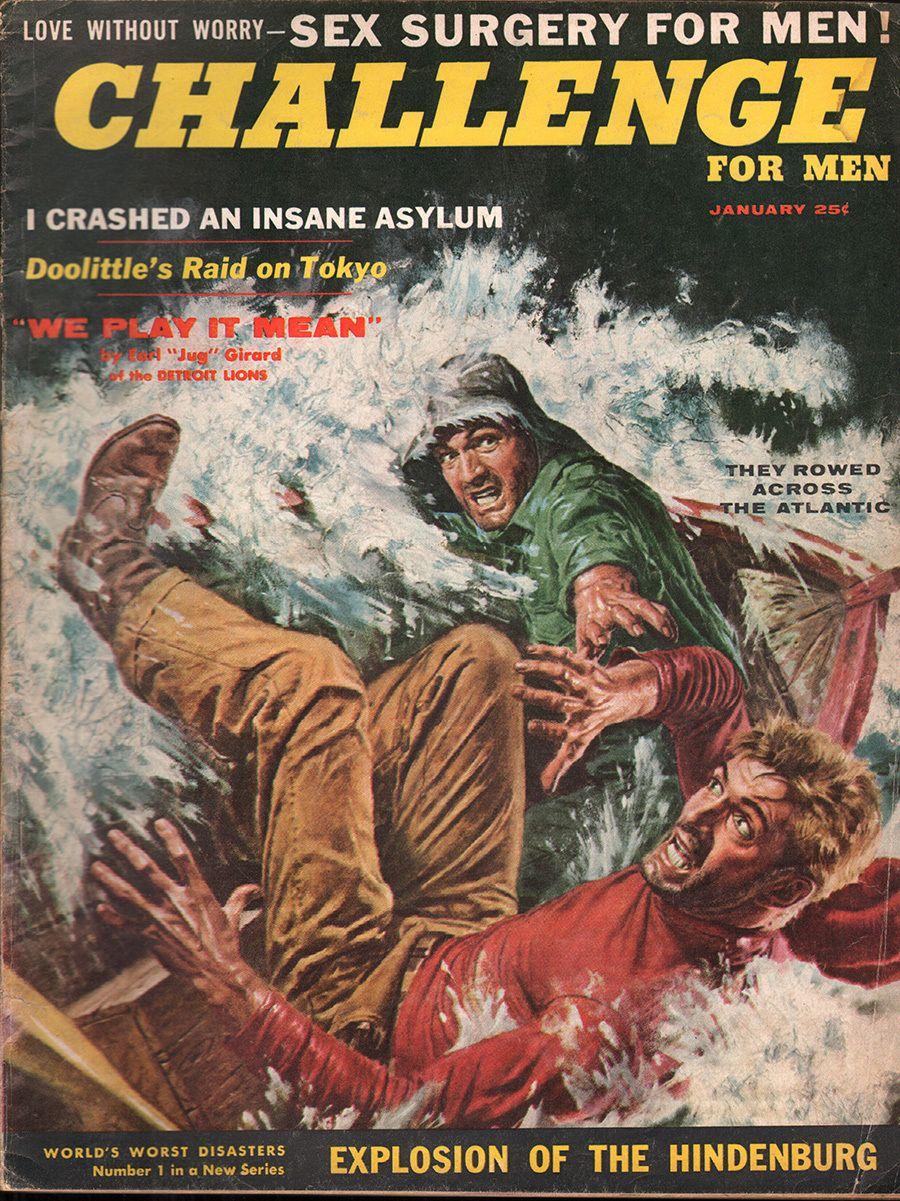 Challenge January 1957 Western