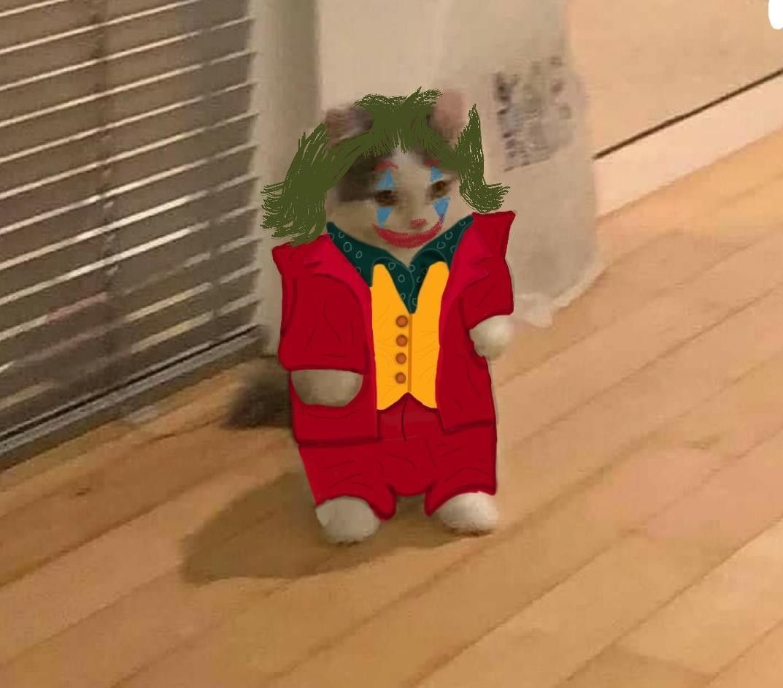 Joker boi