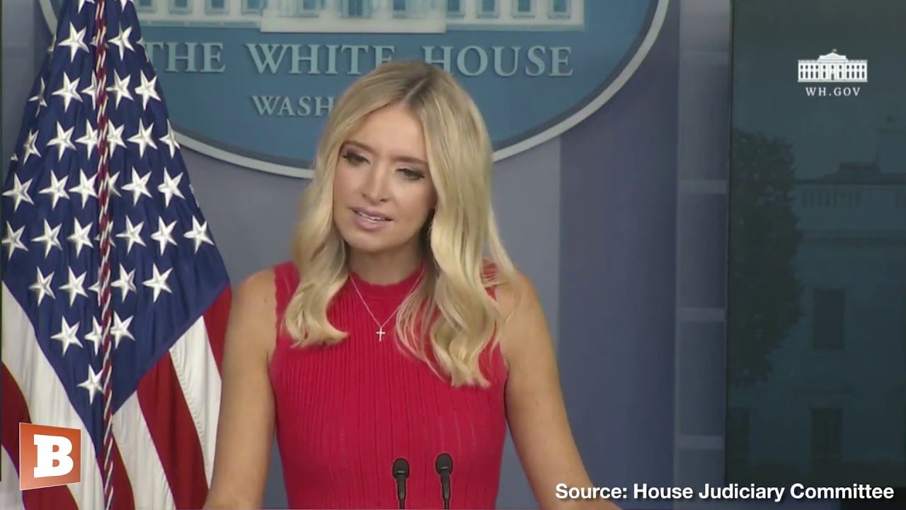 Kayleigh Mcenany If We Re Renaming Historical Buildings Should We Rena In 2020 Kayleigh Mcenany Political Scandals White House