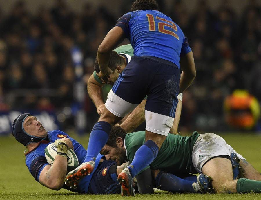 Bernard Le Roux Irlande France 2015 6 nations