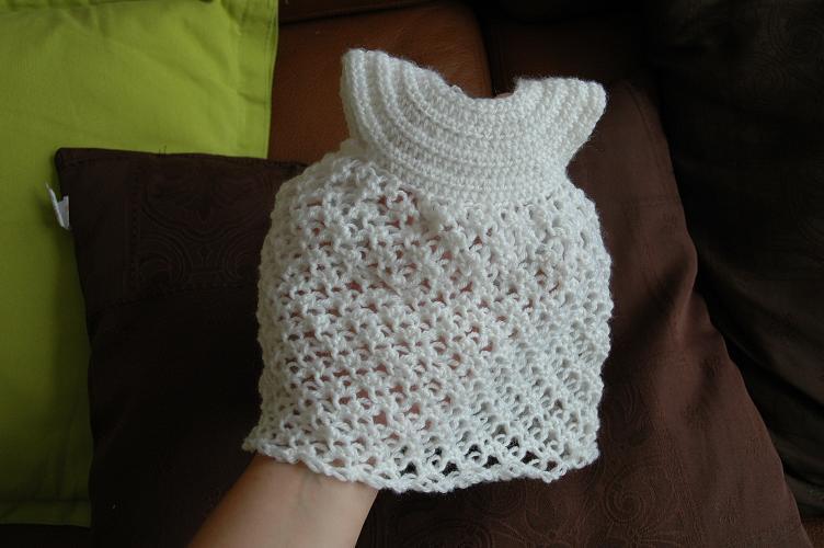 Patrones de vestidos de bebé tejidos a crochet - Imagui | p\'atrones ...