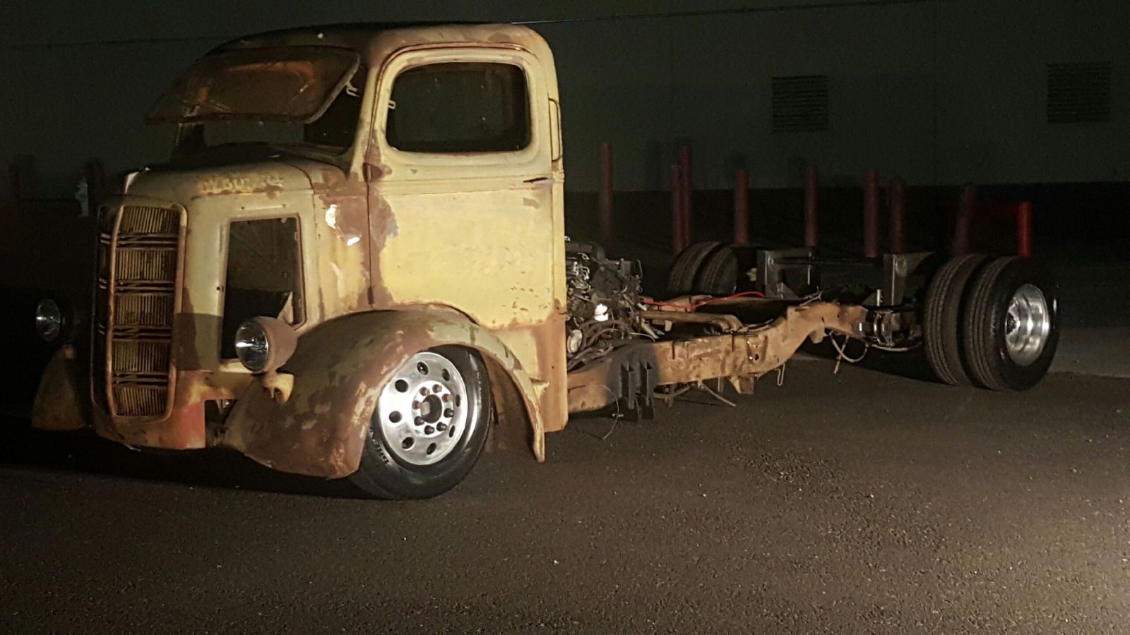 1940 Mack Coe W Dodge Running Gear Ebay Motors Cars Amp Trucks Other Makes Ebay Rodd