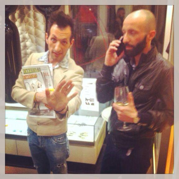 FUORI SALONE Amaranto  #serata #top #aperitivo #evento #fuorisalone #boutique #amaranto #friends #prosecco #life #like #milan #city #italy #hotel @Baglioni Hotels #social_network #facebook #instagram #tumblr #twitter #pinterest #hastag #kiss