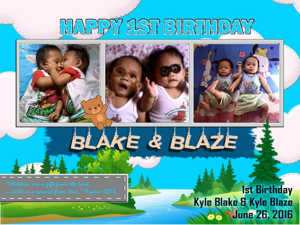 Birthday Tarpaulin Birthday Tarpaulin Design Tarpaulin Design