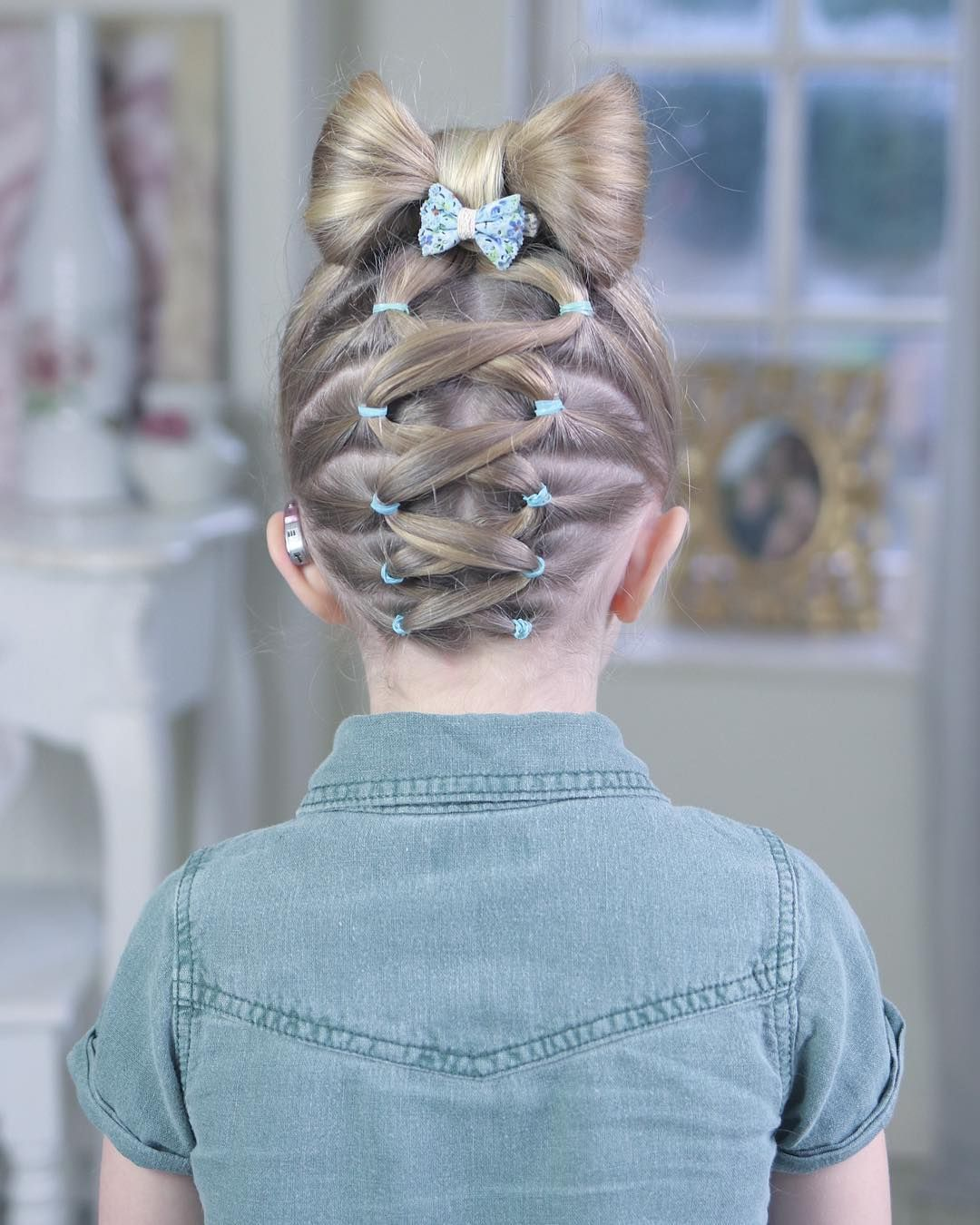 Pin by virginie on coiffures pinterest hair style toddler hair