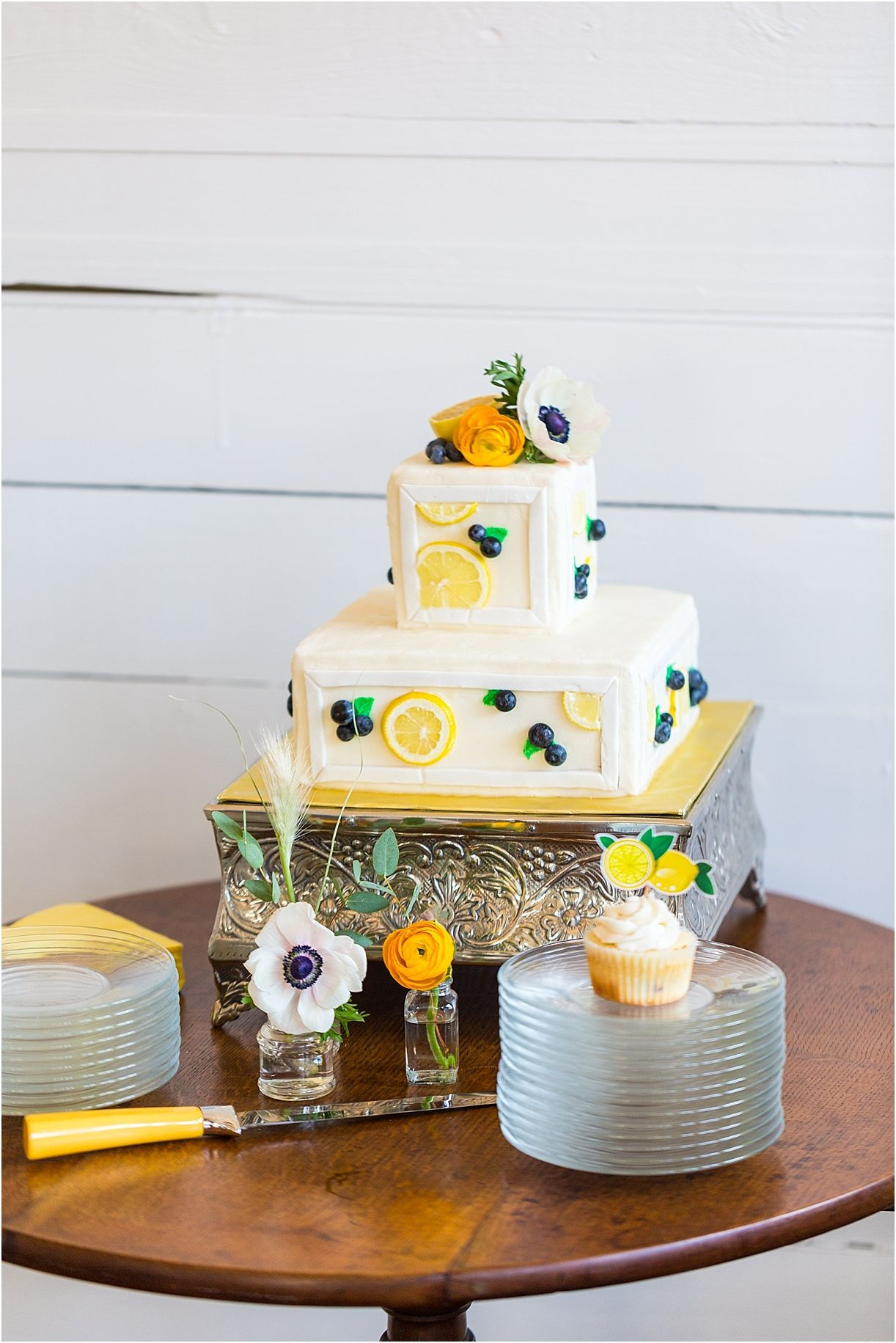 Bridal shower decorations with a lemony twist in 2020