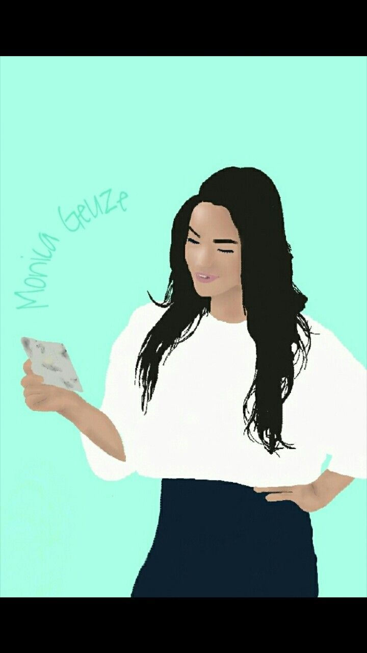 Monica geuze drawing 💕