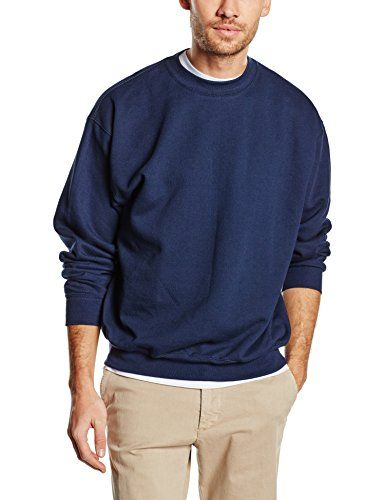 Fruit of the Loom Mens Set-in Classic Sweater