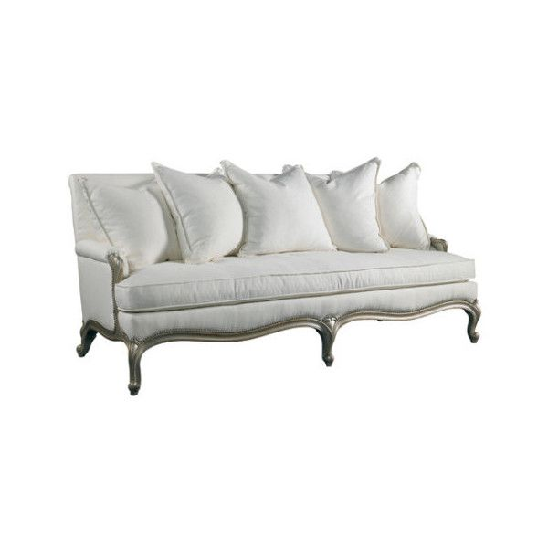 Shopad Lillian August For Hickory White Bronte Sofa Found On Polyvore With Images Living Room Sets Furniture