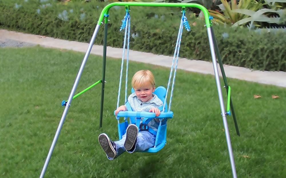 Pin On Top Best Outdoor Baby Swings In 2020 Reviews