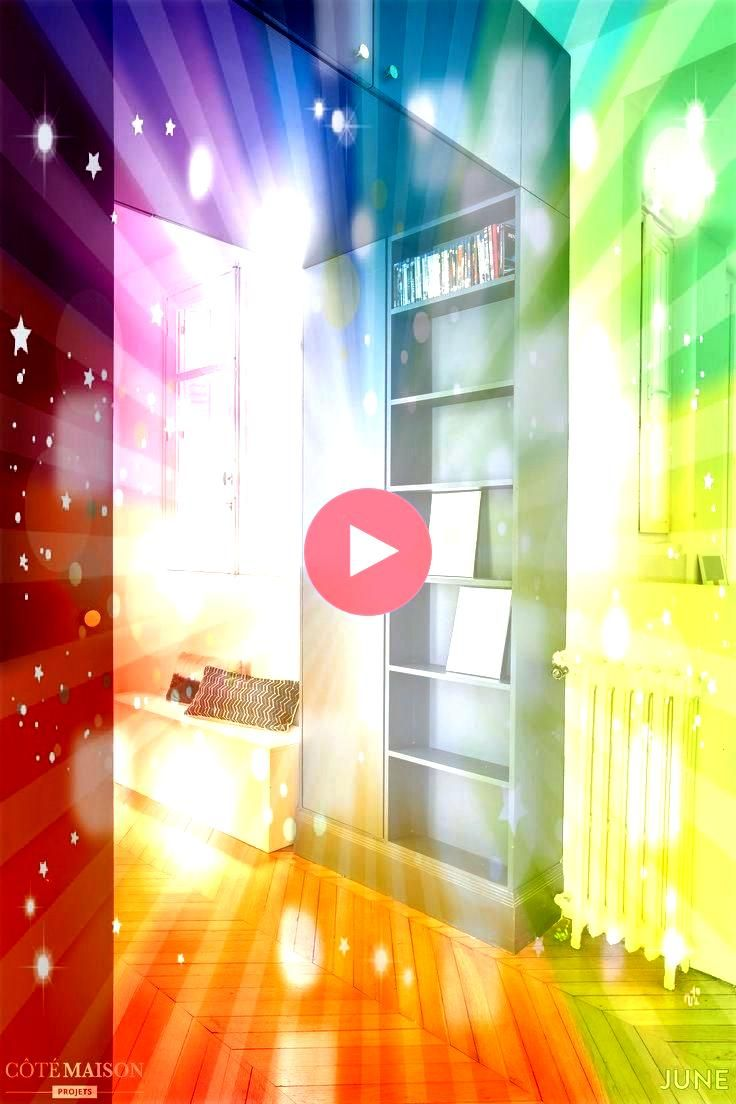 dune appartement parisien de 103m2 JUNE  Côté Maison   La Touche dA Rénovation complète dune appartement parisien de 103m2 JUNE  Côt&eacu...