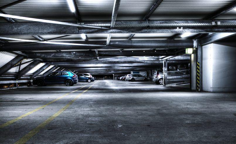 Garage Parking Stripe Width Underground Parking Dimensions Parking