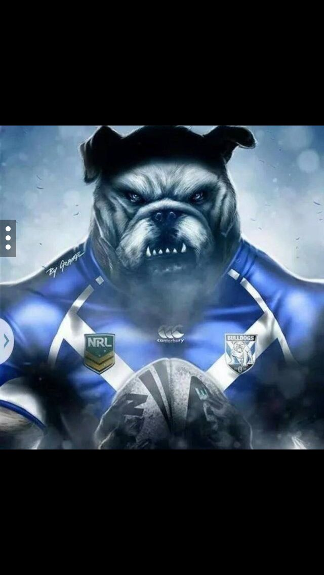 This is the photo if the Bulldogs were actually real