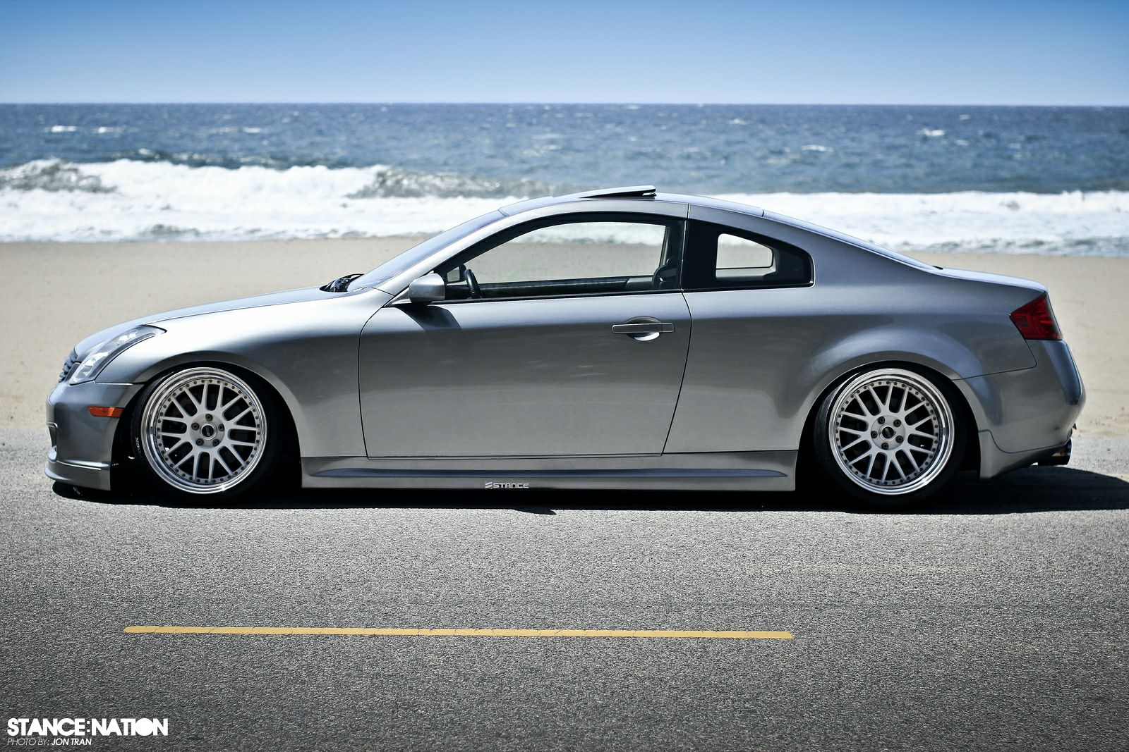 Infiniti G35 Coupe Wallpaper Background
