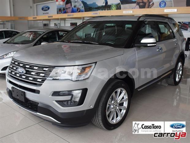 Ford Explorer Limited Awd Modelo 2017 Precio Y Ficha Tecnica