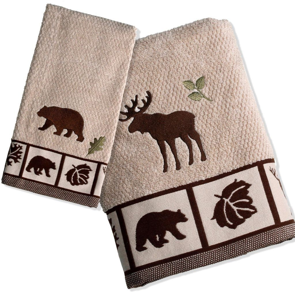 Deer bath towels bathroom utensils pinterest towels bath and