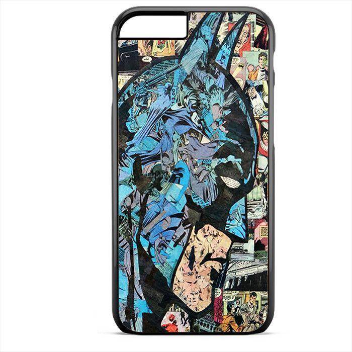 Batman Superhero Comic Book TATUM-1522 Apple Phonecase Cover For Iphone SE Case