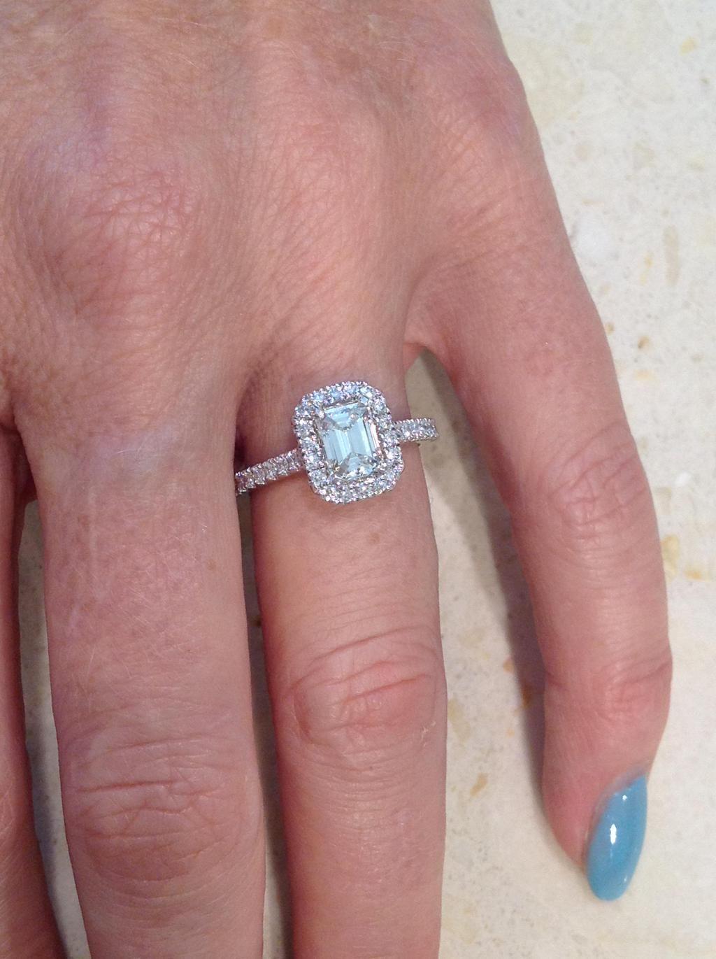 diamond #engagement #ring #love #marryme #style #diamonds ...